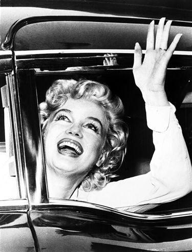 1962. augusztus 9. Marilyn Monroe amerikai filmcsillag (MTI/UPI)