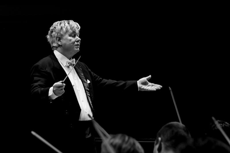 Kocsis Zoltán - Fotó: Kenéz László (Nemzeti Filharmonikusok)