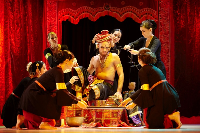 Fotó: Dusa Gábor (fotó forrása: Nemzeti Táncszínház)