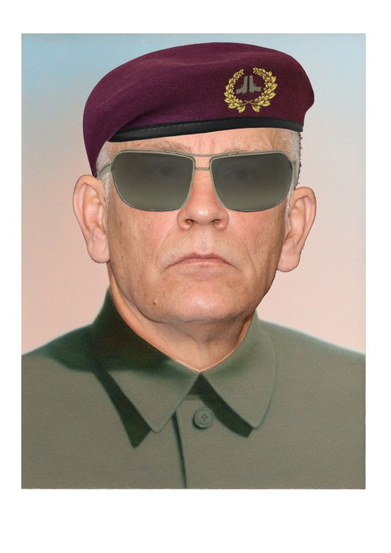 Just Call Me God – A diktátor utolsó beszéde (c) Don Martin - Fotó forrása: BTF