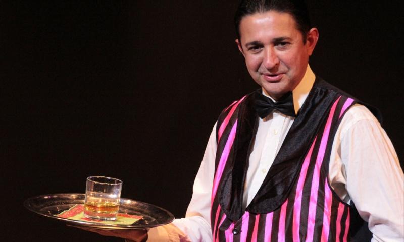 Stubnya Béla - Cziczó Attila: Happy New York, Fészek Színház / fotó forrása: Fészek Színház